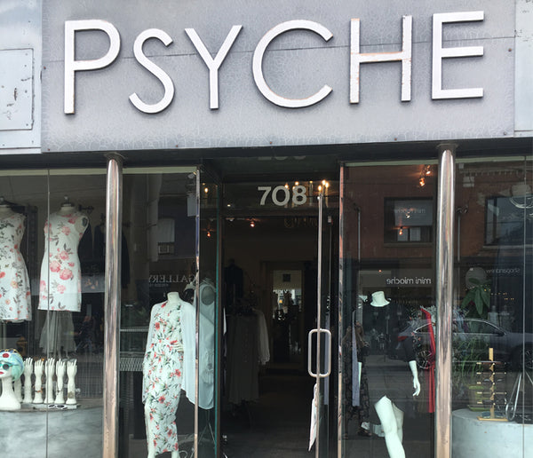 NEW RETAIL LOCATION AT PSYCHE ON QUEEN