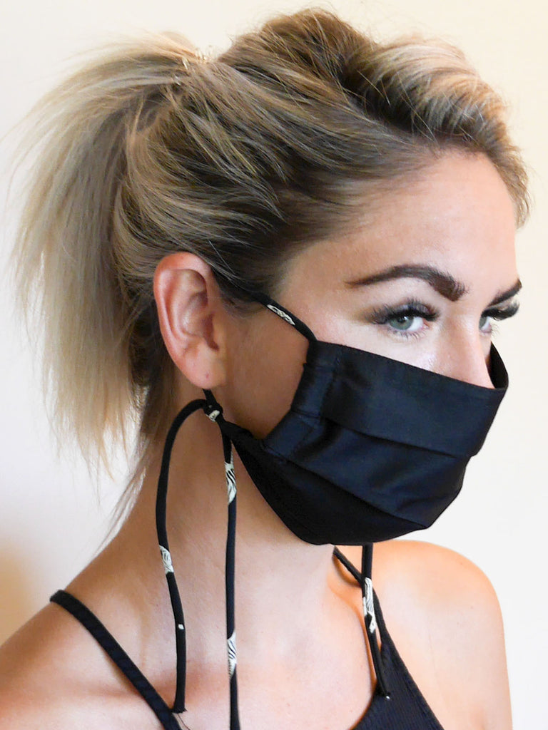 Classic Pleated Face Mask