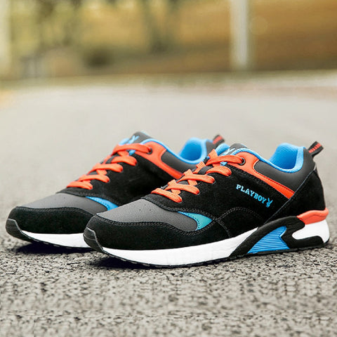 Men PLAYBOY PHYSICAL Road Runner Sports Shoes Sneakers Fashionapolis