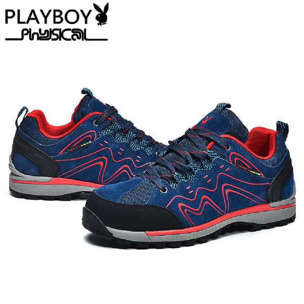 Women PLAYBOY PHYSICAL Traveler Hiking Shoes-Shoes-Fashionapolis