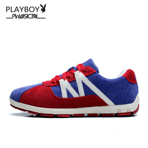 Women PLAYBOY PHYSICAL Corduroy Shoes-Shoes-Fashionapolis