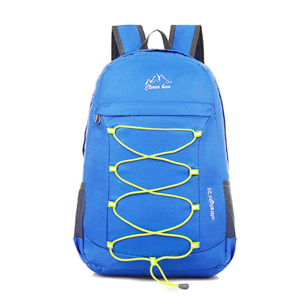 Unisex Waterproof Sports Travel Nylon Foldable Backpack Bag-Bags-Fashionapolis
