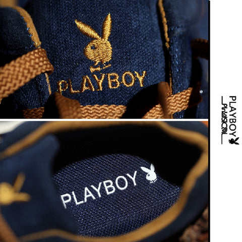 Men PLAYBOY PHYSICAL Signature Shoes Sneakers Fashionapolis