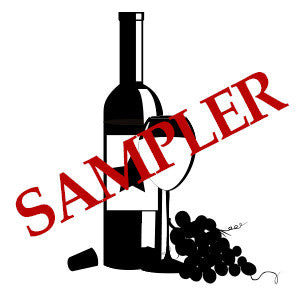 Alcohol Free Wine Sampler of 7 (Domestic)