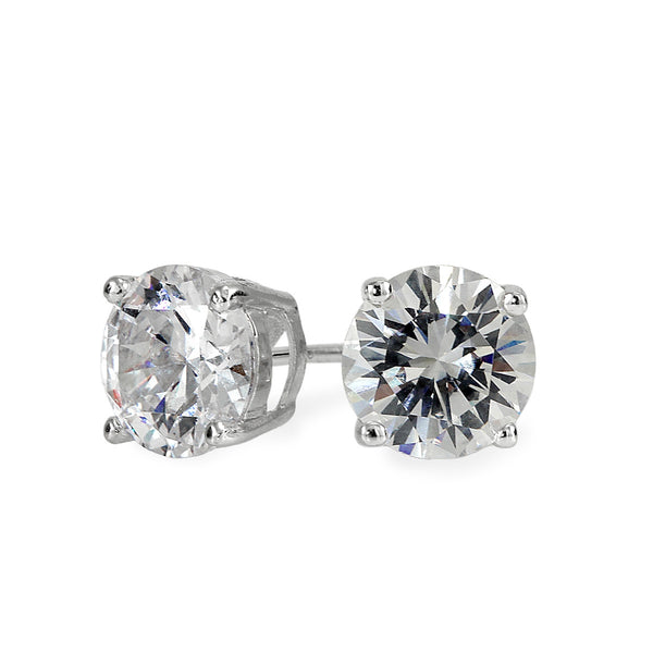 Adalina Stud Earrings 6ctw