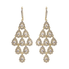 Emma Chandelier Earrings