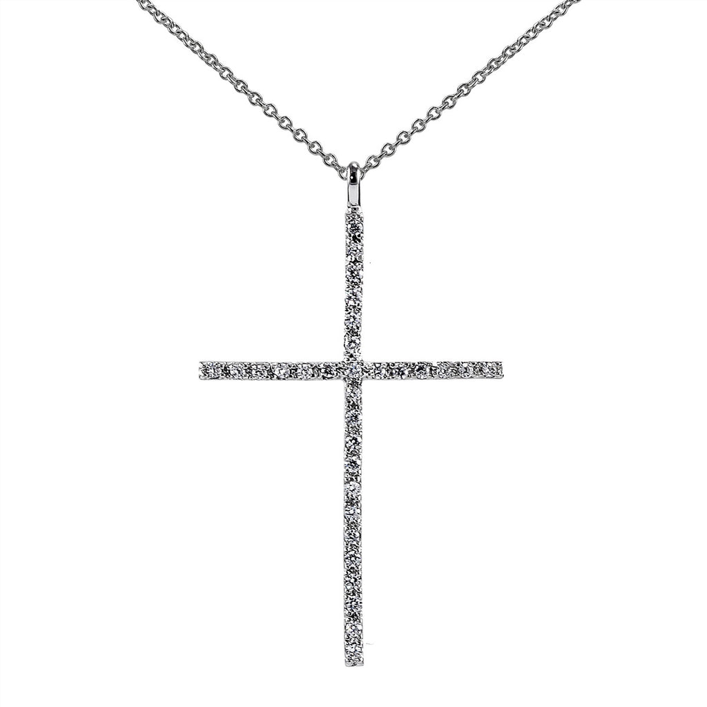Cross Necklace (Large)