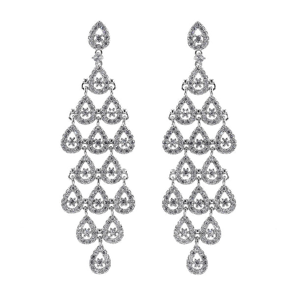 Ava Chandelier Earrings