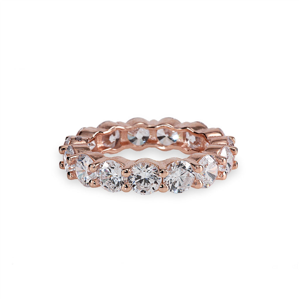 Caviar Eternity Band