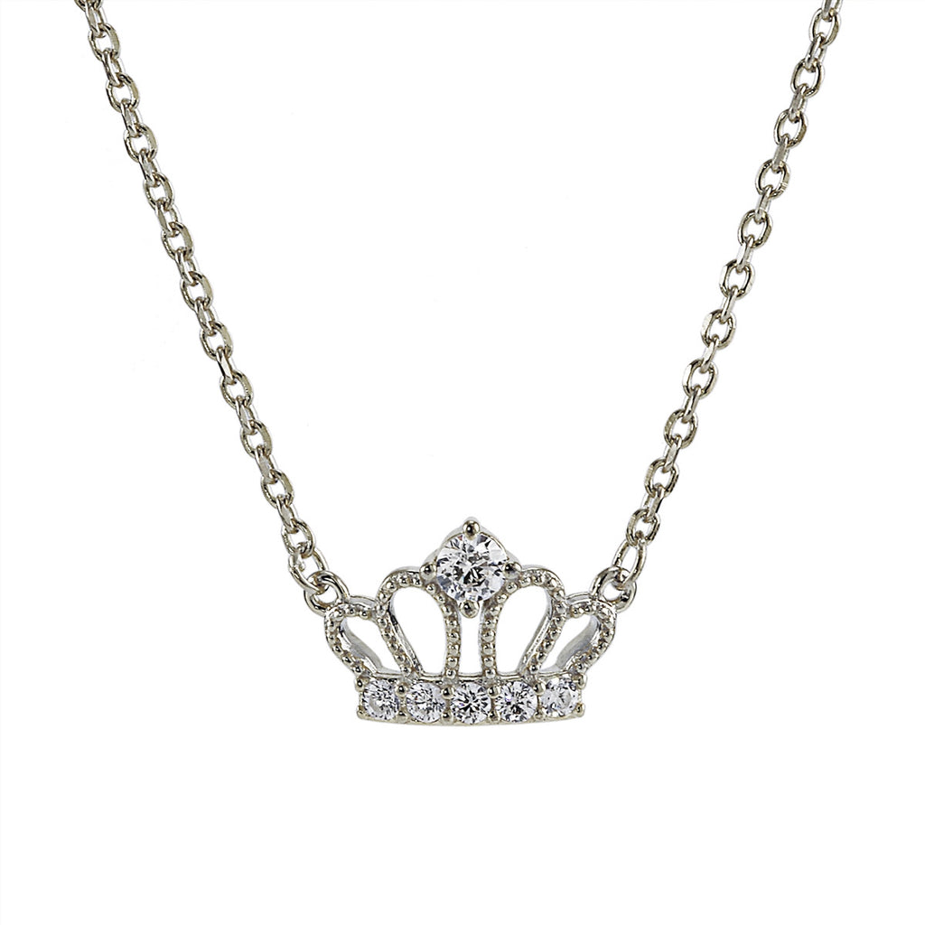 Jasmine Crown Necklace