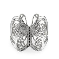 Butterfly Ring (Adjustable)