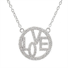 Love Necklace (Circle)