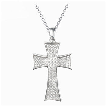 Bala Cross Necklace