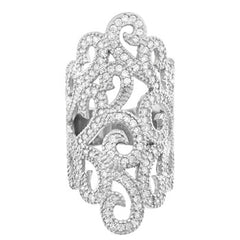 Marissa Scroll Ring
