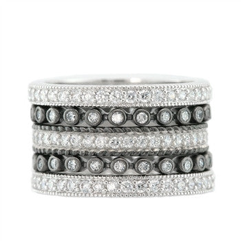 Stevie Stackable Ring Set