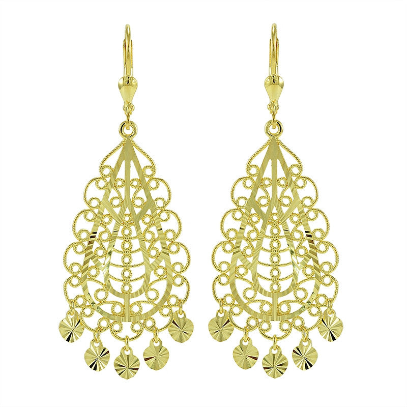 Anna Claire Earrings