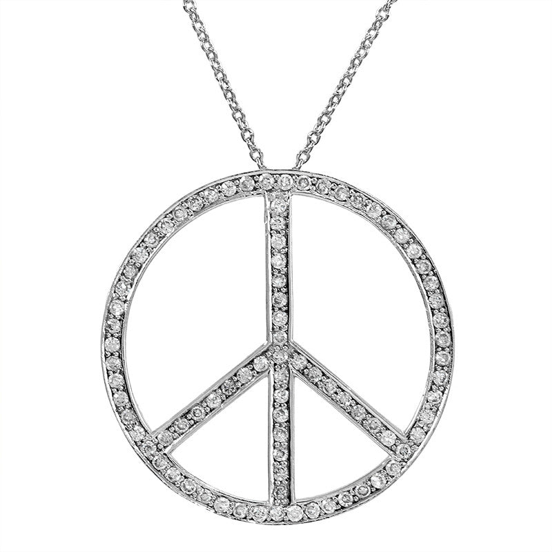 Peace Necklace (Large)
