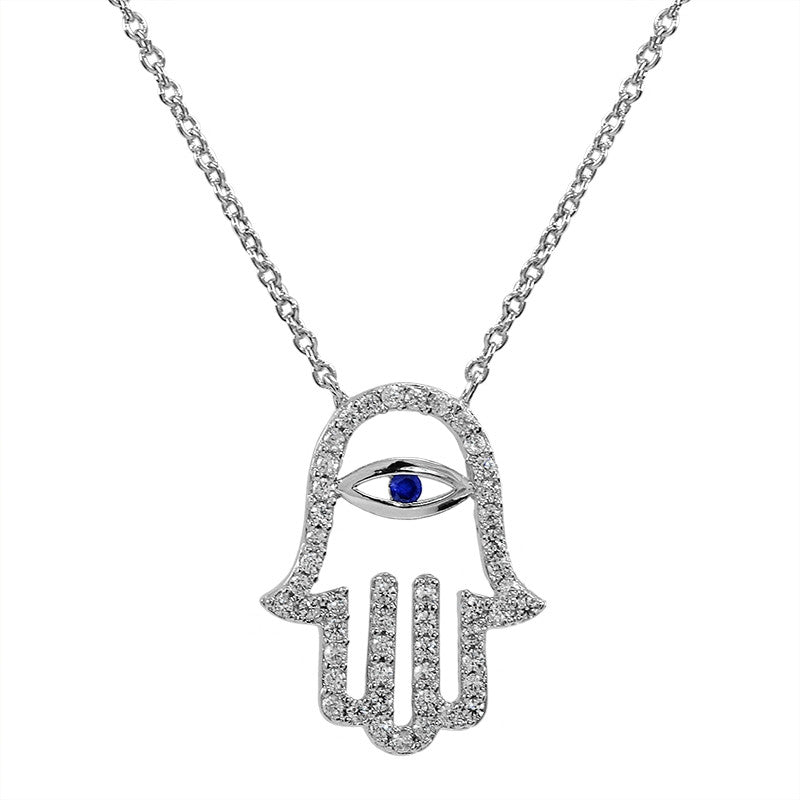 Hand of God Necklace
