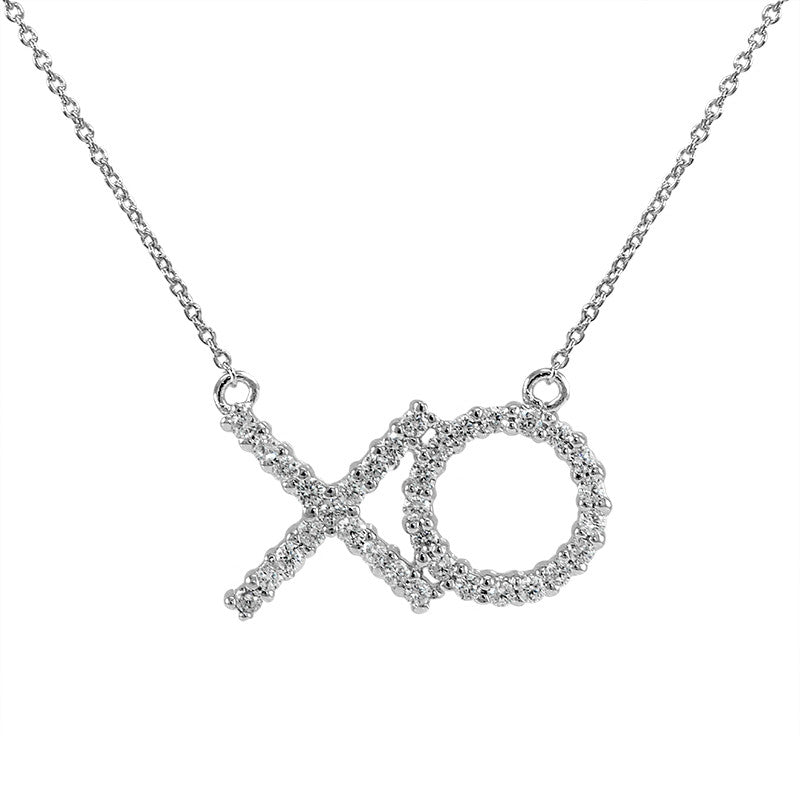 Hugs & Kisses Necklace