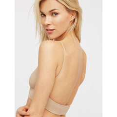 Free People Low Back Bralette at J Grace & Co