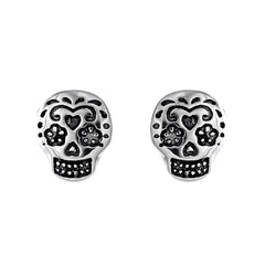 Sugar Skull Earrings at J Grace & Co