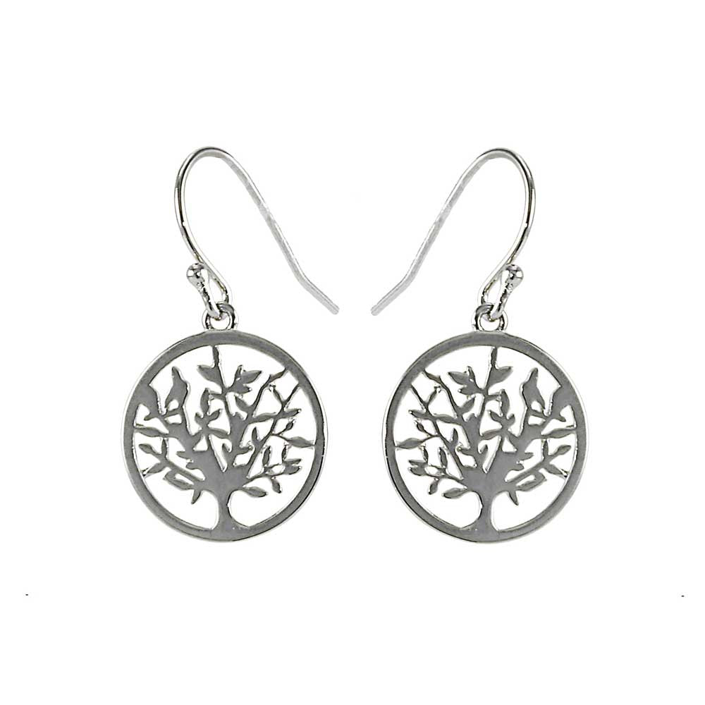 Tree of Life Earrings at J Grace & Co