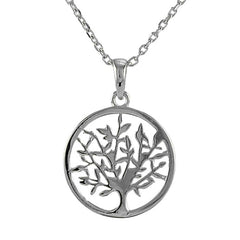 Tree of Life Necklace at J Grace & Co