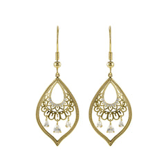Gold Elma Earrings