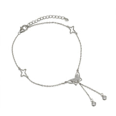 Butterfly Anklet (All Colors)