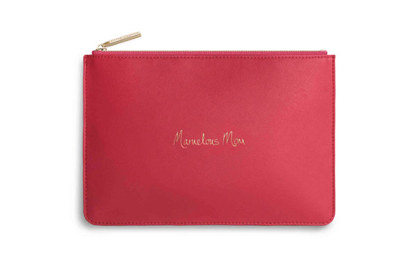 "Katie Loxton ""Marvelous Mom"" Personality Pouch"