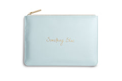 "Katie Loxton ""Something Blue"" Personality Pouch"
