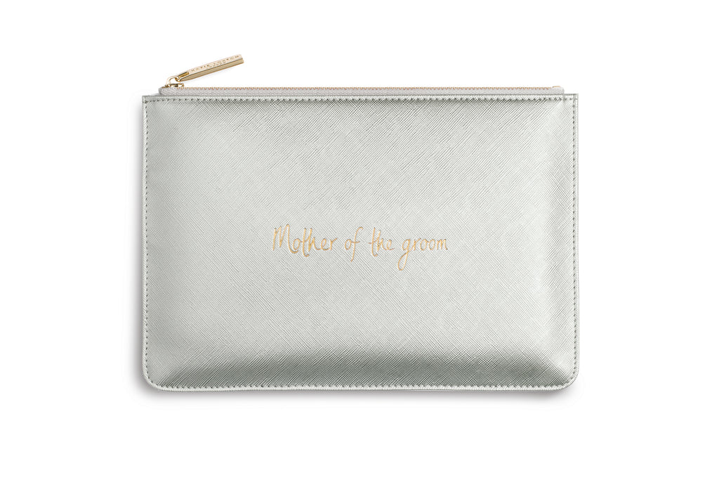"Katie Loxton ""Mother of the Groom"" Personality Pouch"