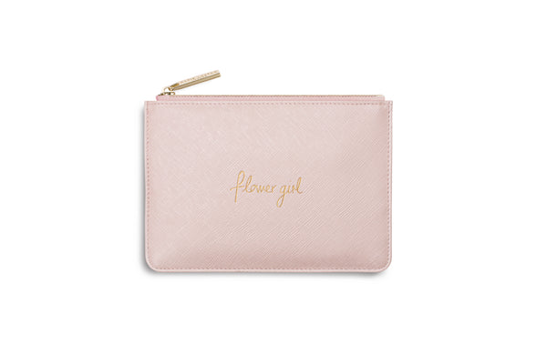 "Katie Loxton ""Flower Girl"" Personality Pouch"