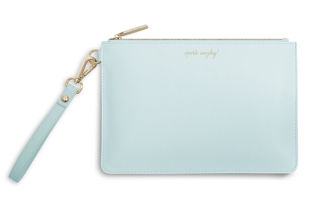 "Katie Loxton ""Sparkle Everyday"" Secret Message Pouch"