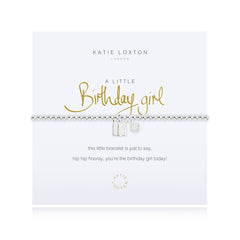 "Katie Loxton ""Birthday Girls"" Bracelet"