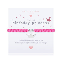 "Katie Loxton ""Birthday Princess"" Bracelet"