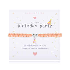 "Katie Loxton ""Birthday Party"" Bracelet"