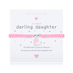 "Katie Loxton ""Darling Daughter"" Bracelet"