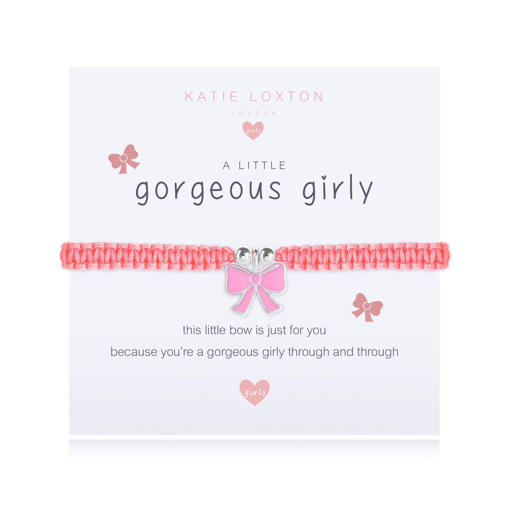 "Katie Loxton ""Gorgeous Girly"" Bracelet"