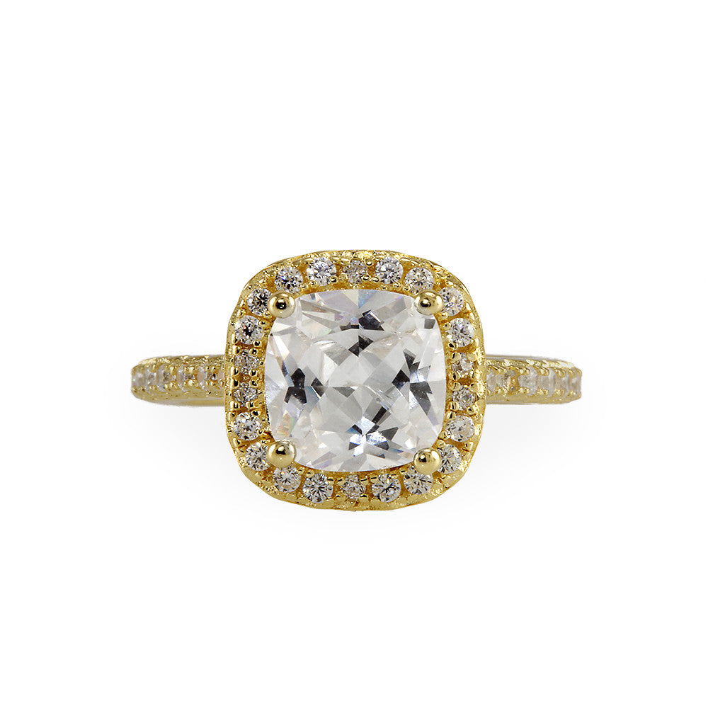 Rosetta Ring at J Grace & Co
