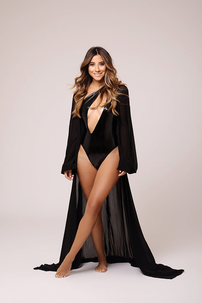 Alessa Black Cover up