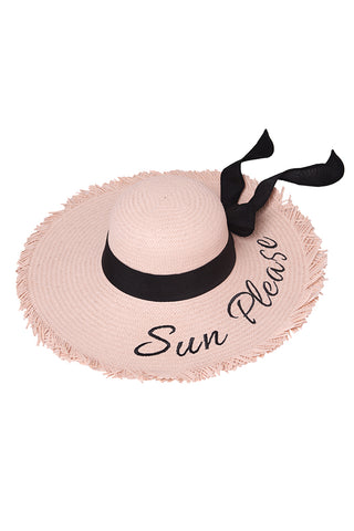 Sun Please Hat