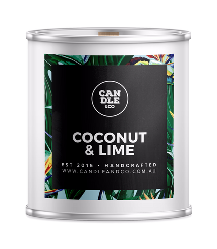 Coconut & Lime Destination Candle
