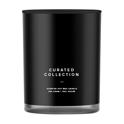 Lychee & Black Tea Curated Collection Candle