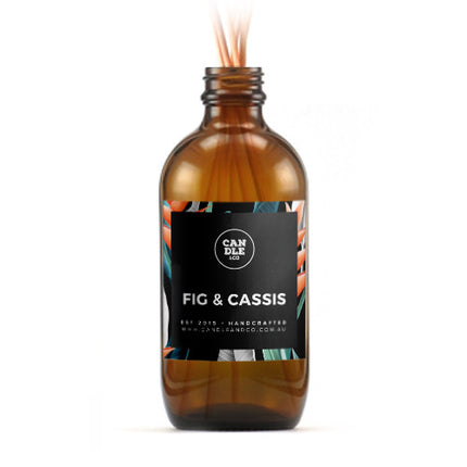 Fig & Cassis Reed Diffuser