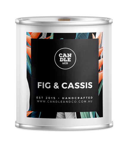 Fig & Cassis Destination Candle