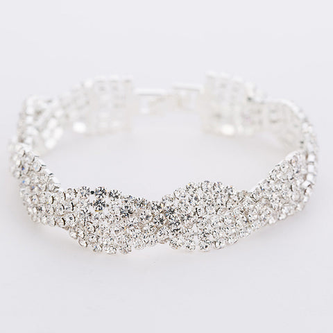 Luxury Wedding Austrian Crystal Bracelets For Women. Various Styles. Free Shipping!