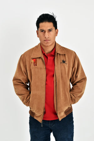 Gallo Suede Official Leaf Jacket