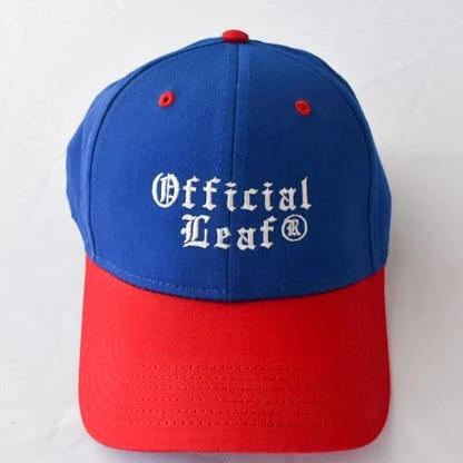 Baseball hat with Official Leaf Embroidery