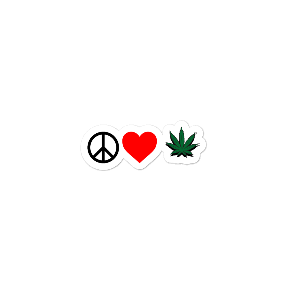 Peace, Love, Official Leaf